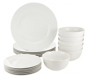 Crockery Set For 6